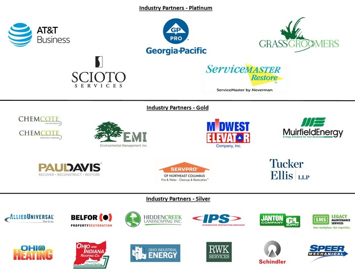 Industry Partners 2020 Nov