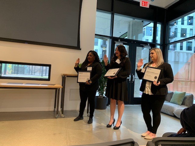 First IREM Columbus Event of 2020 and ARM® Inductees at Gravity in Franklinton